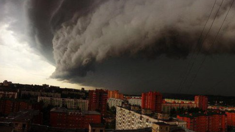 Beispielloser Hurrikan in Moskau – Zahl der Opfer steigt auf 16