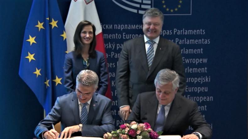 EU-Visafreiheit für Ukraine: Erleichterung für Touristen und Einfallstor für illegale Beschäftigung