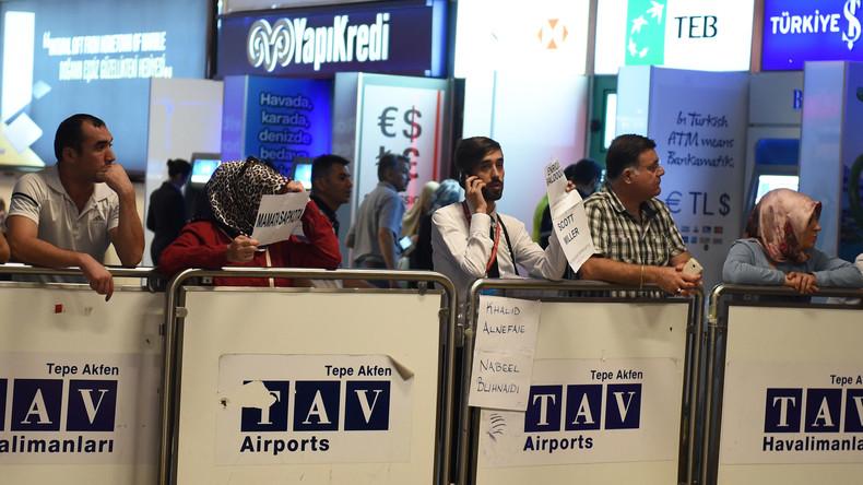 Tourismuszahlen in der Türkei steigen erstmals seit 2015 wieder