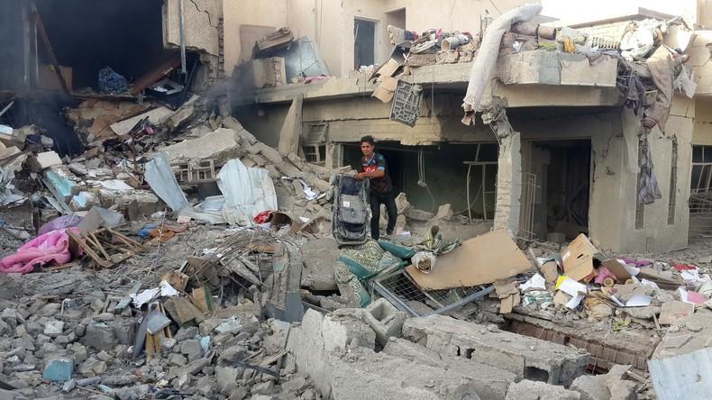 """US-Verteidigungsminister Mattis: Zivile Opfer unvermeidlich bei """"Vernichtung des IS"""""""