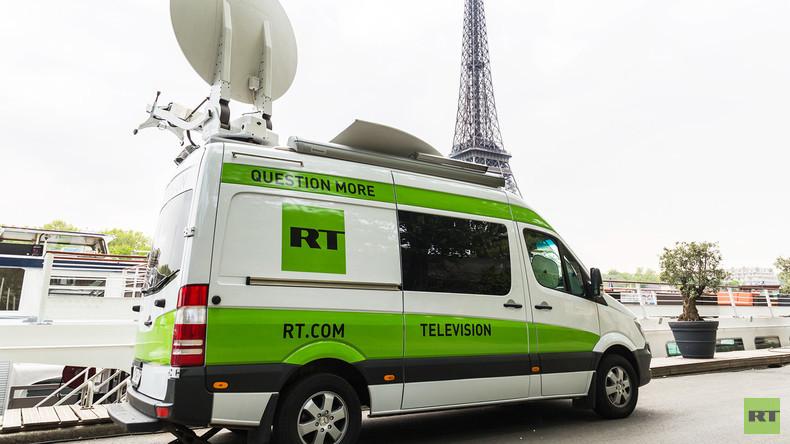 RT-Chefredakteurin Margarita Simonjan: Wir haben weder für noch gegen Macron berichtet