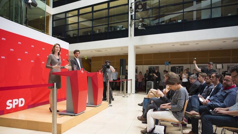 SPD-Personalrochade: Generalsekretärin Barley wird Familienministerin, Heil übernimmt ihren Posten