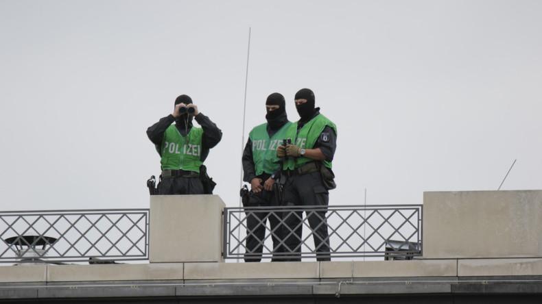Innenminister: 17-jähriger Syrer gefasst - er plante Selbstmordanschlag in Berlin