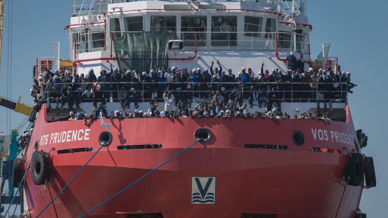 Flüchtlingszahl im Mittelmeer auf 60.000 gestiegen