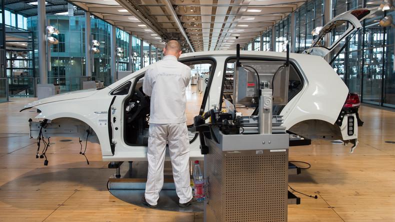 Drei Viertel der manipulierten VW-Diesel umgerüstet