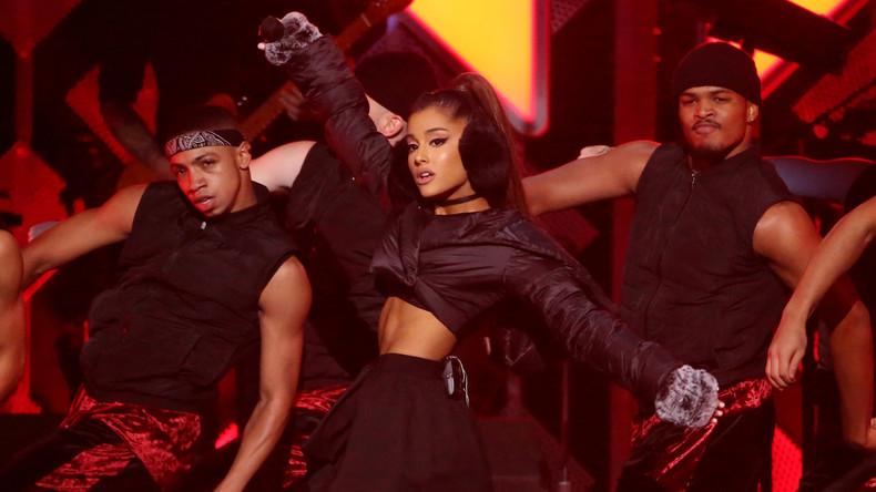 Ariana Grande tritt bei Benefiz-Konzert in Manchester am 4. Juni auf