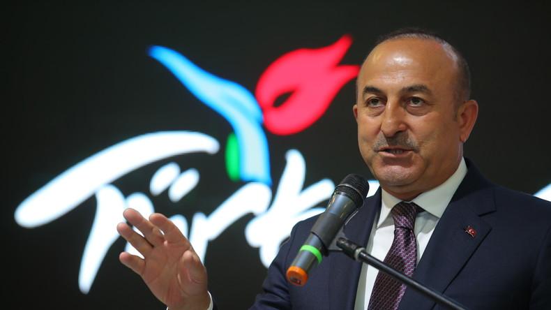 Cavusoglu: Solange Deutschland die Türkei negativ betrachtet - keine Besuchserlaubnis für Incirlik