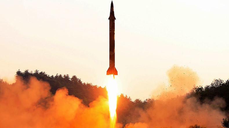 Korea-Krise: USA testen Rakete zum Abfangen von Interkontinentalraketen aus Nordkorea