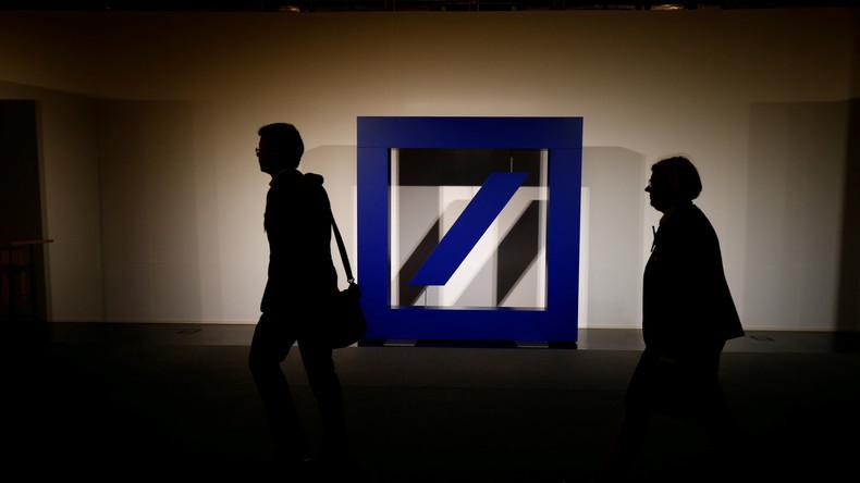 Weitere US-Strafe gegen Deutsche Bank in russischer Geldwäsche-Affäre