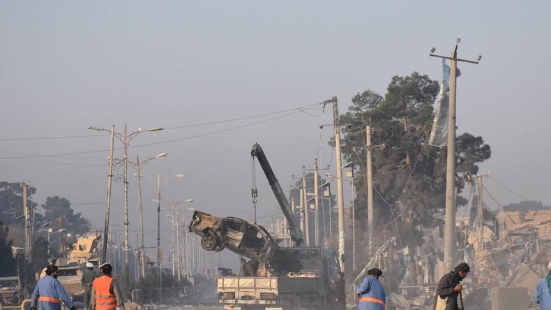 Nach Anschlag in Kabul: Diplomatische Vertretungen als Zielorte des Terrors