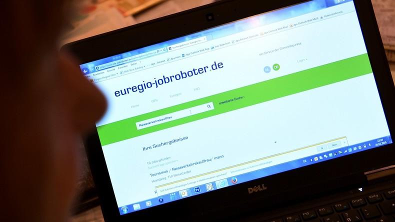 Arbeitslosenzahl in Deutschland auf 26-Jahre-Tief