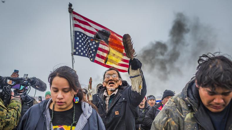 US-Regierung setzt Privatarmee und Anti-Terrormaßnahmen gegen friedliche Demonstranten ein