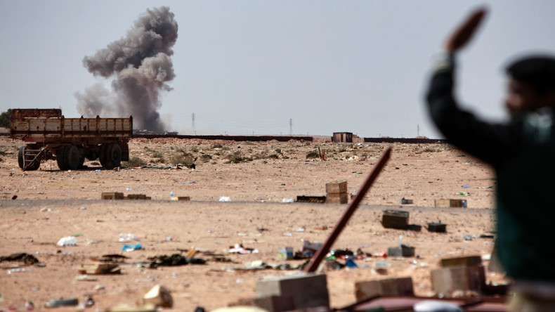 Ex-US-Diplomat John Graham: Libyen wird komplett zu einem gescheiterten Staat