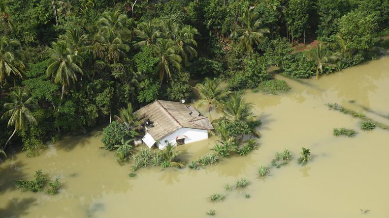 Zahl steigt weiter: Mehr als 200 Tote nach Erdrutschen in Sri Lanka