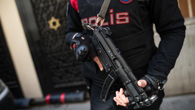 Polizei nimmt IS-Anführer in Istanbul fest