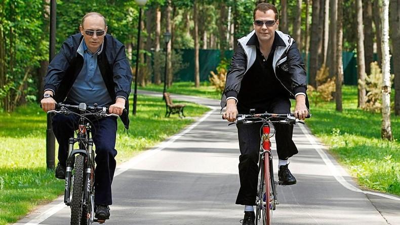 Tag des Radsports: Politiker auf zwei Rädern