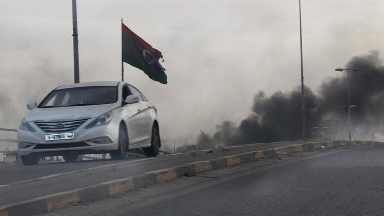 Viele Regierungen, kein Staat: Seit dem Aufstand ist Libyen komplett gescheitert