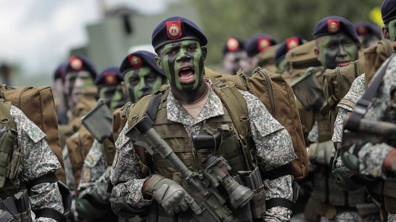 Afghanistan-Krieg: Kolumbien will NATO mit Entsendung von Soldaten aushelfen