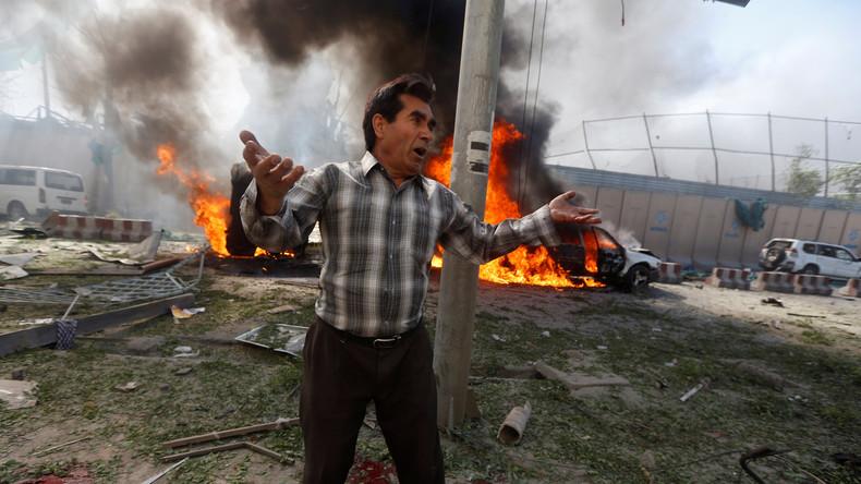 Afghanistan: Eine Billion US-Dollar für einen Krieg, der nichts gebracht hat