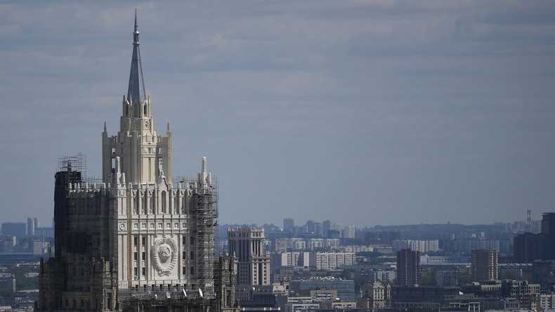 Russland weist fünf moldauische Diplomaten als Antwort auf Chisinaus Handlungen aus