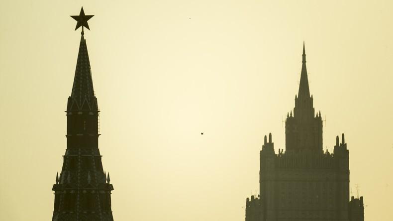 Zwei estnische Diplomaten aus Moskau ausgewiesen