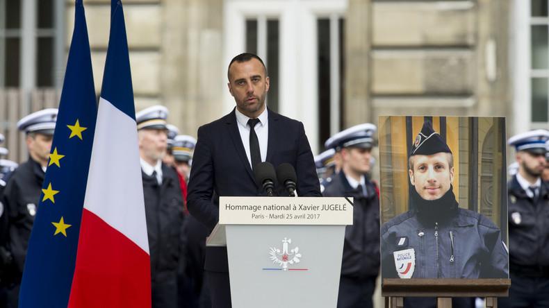 Posthume Schwulen-Ehe in Paris - Gatte ist von IS getöteter Polizist