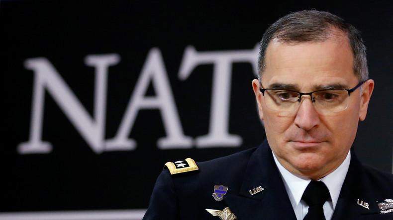 Vorwärts in die Vergangenheit: US-General fordert mehr NATO-Truppen zur Eindämmung Russlands