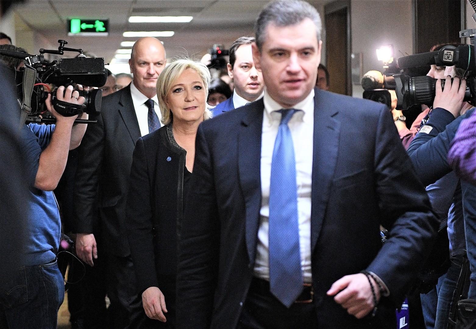 Russland zum Macron-Sieg: Viel Skepsis, trotzdem Hoffnung