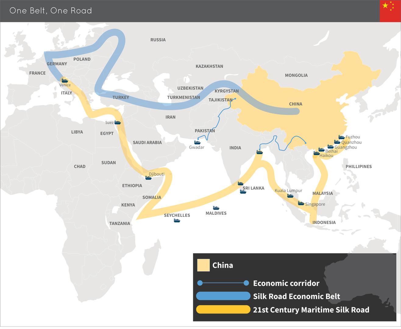 Gipfel zur Neuen Seidenstraße: China treibt eurasische Integration voran