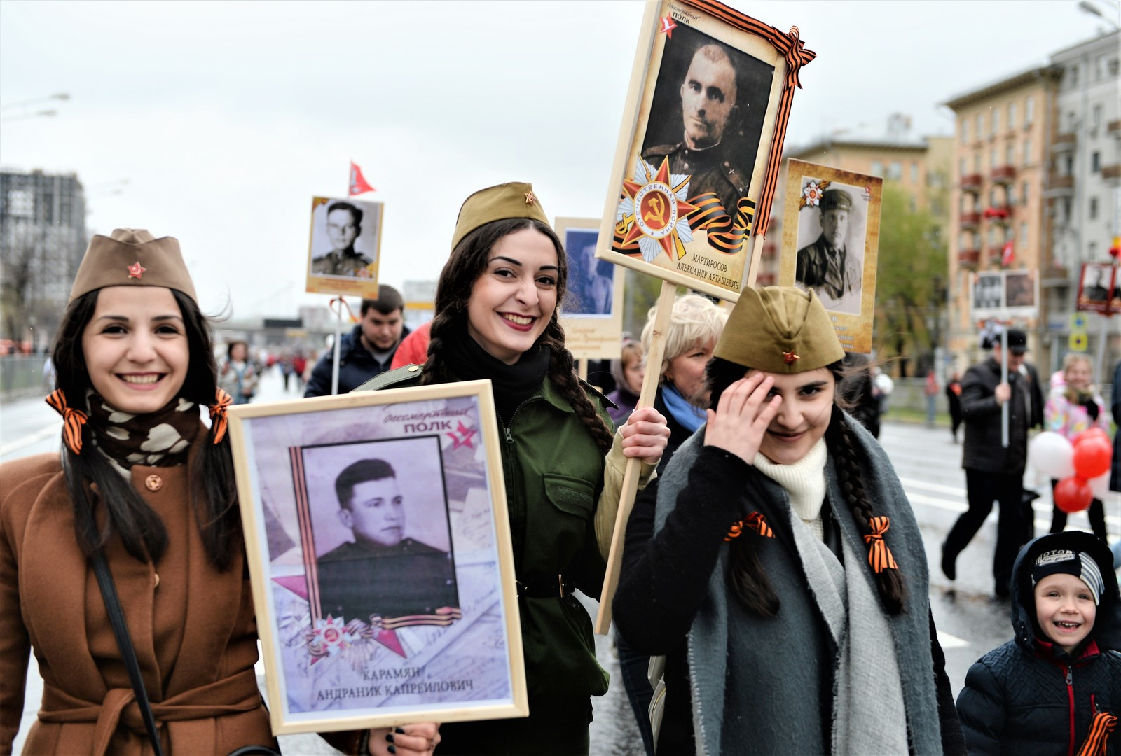 """Wladimir Putin: """"Unsere Großväter warfen Nazismus nieder und befreiten Europa"""""""