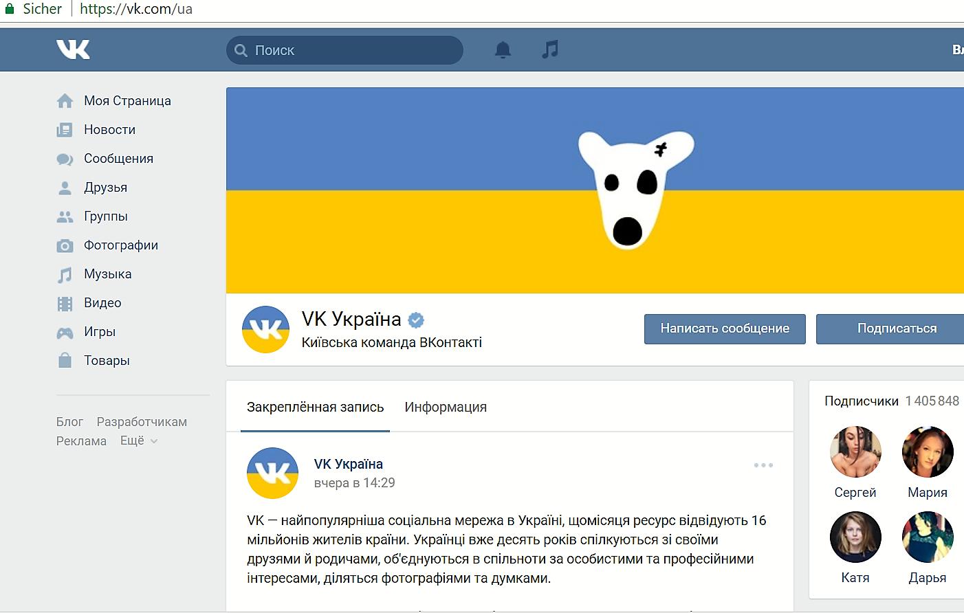 Zensur gegen alles Russische in der Ukraine hat Rückendeckung des Westens