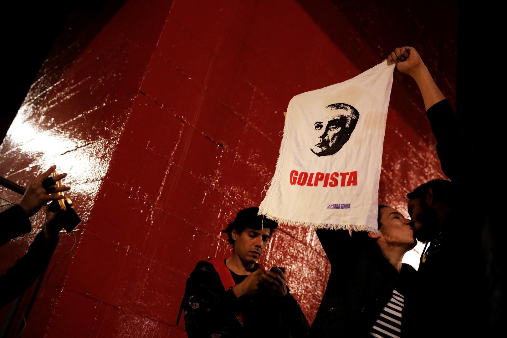 Mitwisser um Korruptionsskandal zum Schweigen gebracht: Brasiliens Präsident Temer schwer belastet