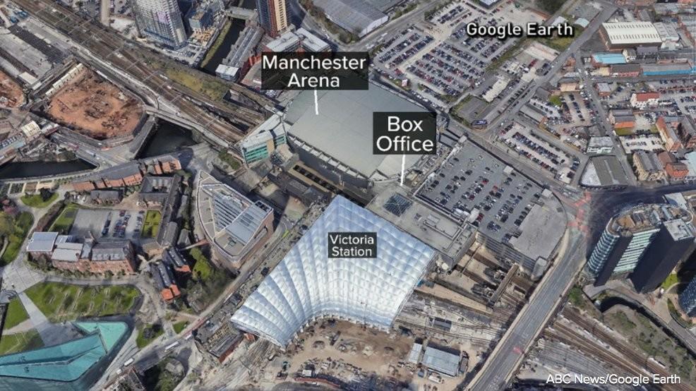 Live-Updates zu weiteren Entwicklungen des Selbstmordattentats in Manchester