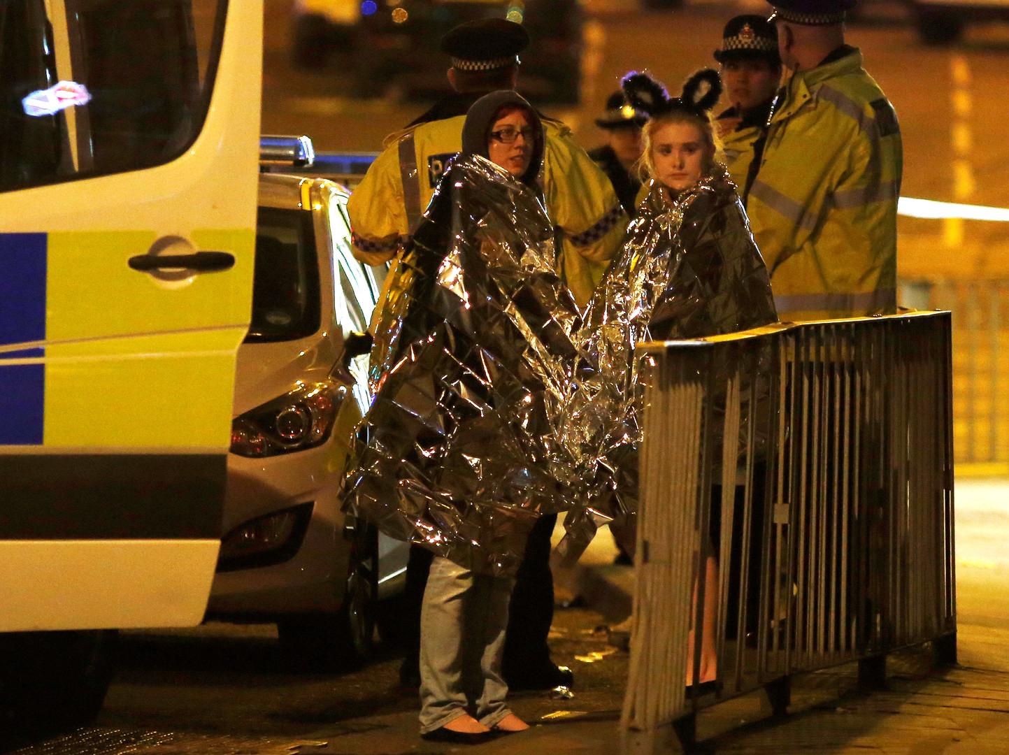 Anschlag in Manchester: Was bisher bekannt ist