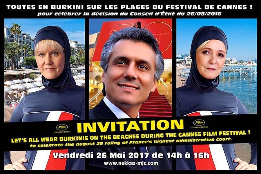 Doch keine Burkini-Party während des Filmfestivals in Cannes