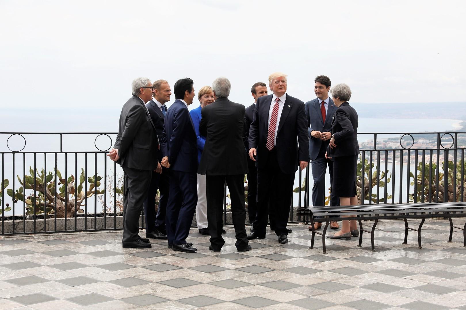 G7-Gipfel macht deutlich: Der einstige Elite-Club hat sich endgültig marginalisiert