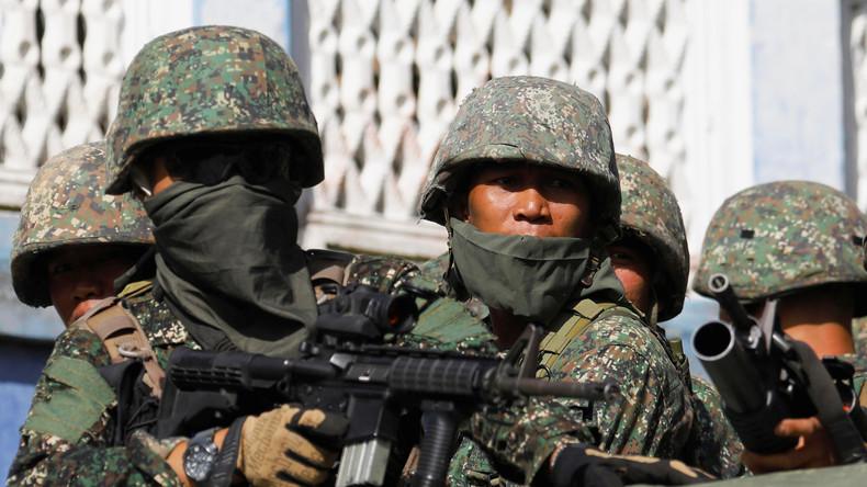 RT-Exklusiv: Über hundert Tote bei Kämpfen mit Islamischen Staat auf den Philippinen
