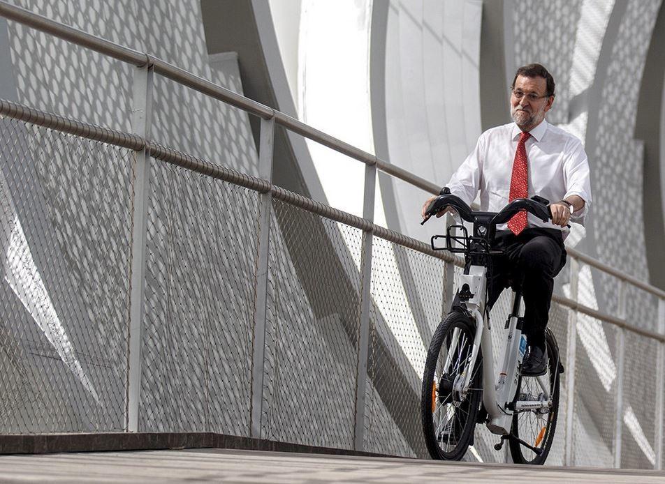 Spanischer Ministerpräsident Mariano Rajoy