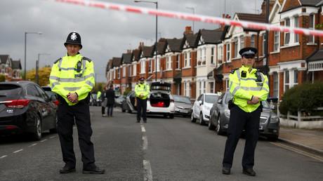Scotland Yard verhaftet drei Frauen unter Terrorverdacht (Archivbild)