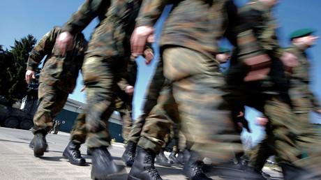 Geheimes Terrornetzwerk innerhalb der Bundeswehr? Franco A. war wohl kein Einzeltäter.