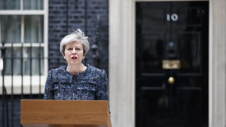 Brüssel und Berlin am Pranger: Großbritannien befürchtet Wahlbeeinflussung durch das europäische Festland.