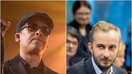 Der Nächste, bitte: Bei Jan Böhmermann ist jetzt Xavier Naidoo an der Reihe.