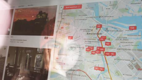 Amsterdam führt Meldepflicht für Airbnb-Vermieter ein