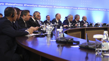 Wichtiger Durchbruch in Astana