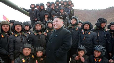 Nordkorea beschuldigt USA und Südkorea eines Mordkomplotts gegen Kim Jong Un