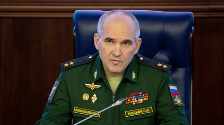 Russischer Generalstab: Selbstmordattentäter mit zehn Kilo Sprengstoff in Syrien neutralisiert