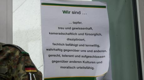 Ermittler entdecken Wehrmachts-Andenken in weiterer Kaserne (Symbolbild)