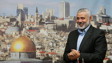 Ismail Hanija wird zum neuen Vorsitzenden des Hamas-Politbüros