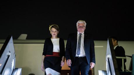 Frank-Walter Steinmeier trifft Israels Präsident auf ein Bier