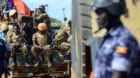 Somalische Sicherheitskräfte töten einen Al-Shabaab-Anführer (Archivbild)